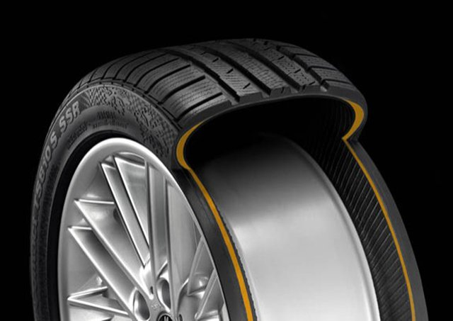 Lốp có quan trọng - nên dùng lốp run flat hay không?